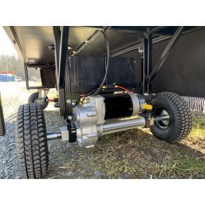 """Sargwagen """"5550 E"""" mit elektrischem Antrieb"""