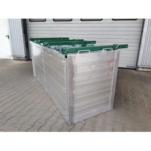 """""""ALU-Kompakt"""", breitenverstellbar, Schalkasten"""