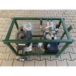 Motorhydraulikaggregat mit einem Anschluss
