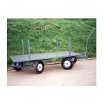 Spezial-Transportwagen mit 2-Achs-Lenkung